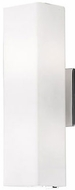 Kuzco 60382BN Contemporary Brushed Nickel Lamp Sconce