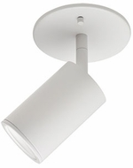 Kuzco 81711-WH Barclay Contemporary White Halogen Track Light Head