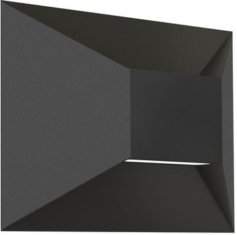 Kuzco AT33607-BK Silsbee Contemporary Black LED Wall Sconce