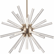 Kuzco CH71840-AB Astro Modern Aged Brass LED 40.5  Chandelier Lighting