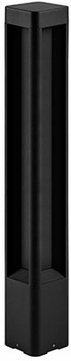 Kuzco EB0131-BK Contemporary Black LED Outdoor 32  Lamp Post Light