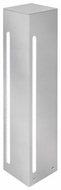 Kuzco EB2824-BN Contemporary Brushed Nickel LED Outdoor 24  Post Lighting