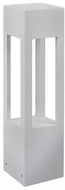 Kuzco EB2924-BN Contemporary Brushed Nickel LED Outdoor 24  Post Lighting Fixture