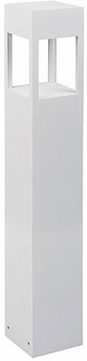 Kuzco EB3036-WH Contemporary White LED Outdoor 36 Post Lighting Fixture