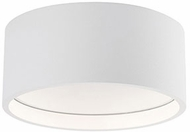 Kuzco EC18705-WH Trenton Modern White LED Exterior Ceiling Light