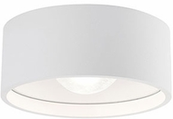 Kuzco EC18805-WH Trenton Modern White LED Exterior Ceiling Lighting Fixture