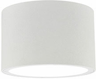 Kuzco EC19408-WH Lamar Modern White LED Exterior Overhead Lighting
