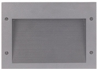 Kuzco ER7108-GY Newport Contemporary Grey LED Outdoor Step Lighting