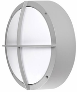 Kuzco EW1814-GY Modern Gray LED Outdoor 13.875  Wall Sconce Lighting