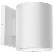 Kuzco EW19404-WH Lamar Contemporary White Outdoor 4  Lamp Sconce