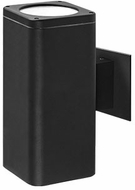 Kuzco EW2110-BK Modern Black LED Outdoor 4.75  Wall Light Sconce