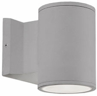 Kuzco EW3105-GY Modern Gray LED Outdoor 3.5  Light Sconce