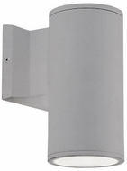 Kuzco EW3107-GY Contemporary Gray LED Outdoor 3.5  Wall Sconce Lighting