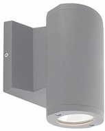 Kuzco EW3306-GY Modern Gray LED Outdoor 3.75  Wall Sconce Light