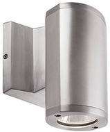 Kuzco EW3306-SV Contemporary Silver LED Outdoor 3.75  Wall Sconce