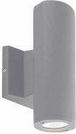 Kuzco EW3310-GY Contemporary Gray LED Outdoor 3.75  Wall Lighting