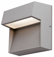Kuzco EW3406-GY Modern Gray LED Outdoor 6.25  Lighting Sconce