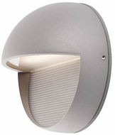 Kuzco EW3506-GY Modern Gray LED Outdoor 6.25  Wall Sconce Lighting