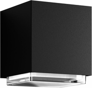 Kuzco EW35205-BK Sunset Contemporary Black LED Wall Lighting