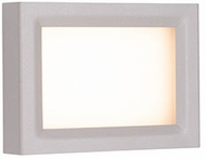 Kuzco EW37202-GY Dynamo Contemporary Gray LED Outdoor Sconce Lighting