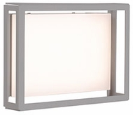 Kuzco EW37203-GY Dynamo Contemporary Gray LED Outdoor Lighting Sconce