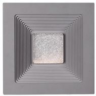 Kuzco EW53808-GY Gray LED Outdoor 8  Wall Lighting Sconce