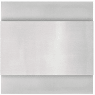 Kuzco EW6108-BN Tucson Contemporary Brushed Nickel Outdoor Wall Light Sconce