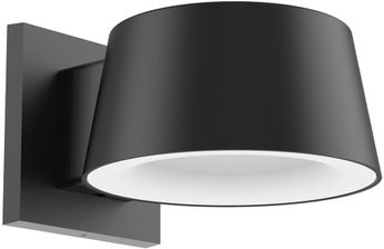Kuzco EW61806-BK Carson Modern Black LED Lamp Sconce