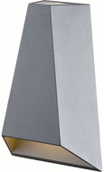 Kuzco EW62604-GY Drotto Contemporary Grey LED Wall Light Fixture