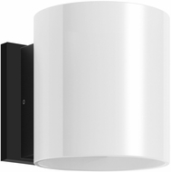 Kuzco EW64906-BK Signal Contemporary Black LED Wall Sconce Lighting