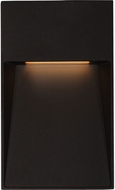 Kuzco EW71403-BK Casa Contemporary Black LED Outdoor Wall Sconce Light