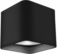 Kuzco FM10705-BK Falco Modern Black LED Ceiling Lighting Fixture