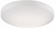 Kuzco FM11011-WH White LED 11  Flush Mount Ceiling Light Fixture
