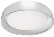 Kuzco FM13120-WH Beacon Contemporary White LED 20  Flush Mount Lighting Fixture