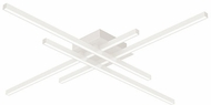 Kuzco FM18232-WH Vega Minor Modern White LED Flush Lighting