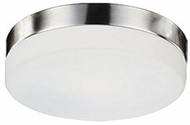Kuzco FM2011-BN Brushed Nickel LED 11  Flush Mount Lighting