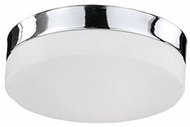Kuzco FM2011-CH Chrome LED 11  Overhead Lighting