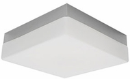 Kuzco FM3309-BN Contemporary Brushed Nickel LED 9 Ceiling Light Fixture