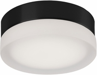 Kuzco FM3506-BK Modern Black LED 6  Flush Mount Ceiling Light Fixture