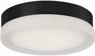 Kuzco FM3511-BK Contemporary Black LED 11  Home Ceiling Lighting