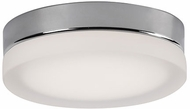 Kuzco FM3511-CH-FR Bedford Modern Chrome LED 11  Home Ceiling Lighting