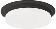 Kuzco FM42706-BK Stockton Modern Black LED Overhead Light Fixture