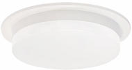 Kuzco FM42706-WH Stockton Contemporary White LED Overhead Lighting Fixture