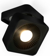 Kuzco FM9304-BK Solo Modern Black LED Spot Light Indoor
