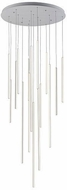 Kuzco MP14932-WH Chute Contemporary White LED Multi Lighting Pendant