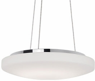 Kuzco PD11015-CH Modern Chrome LED Drop Lighting