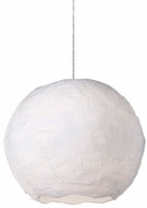 Kuzco PD11912-WH Artemis Modern White LED Hanging Lamp