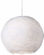 Kuzco PD11917-WH Artemis Contemporary White LED Hanging Light