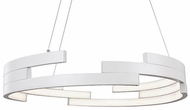 Kuzco PD12732-WH Anello Modern White LED 32  Lighting Pendant