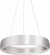Kuzco PD22723-BS Halo Modern Brushed Steel LED 23  Drop Lighting